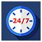 24x7 gameplay