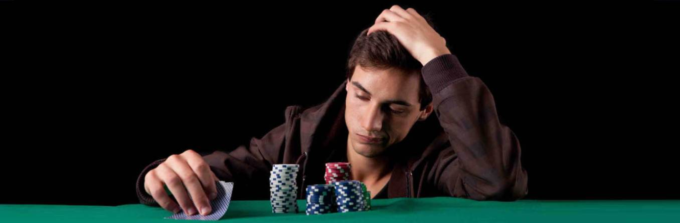 Every poker player's worst nightmare – Being card dead