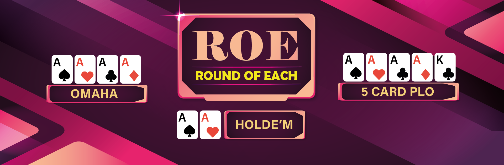 Round of Each