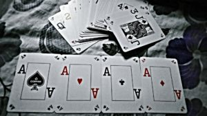 4 card PLO game